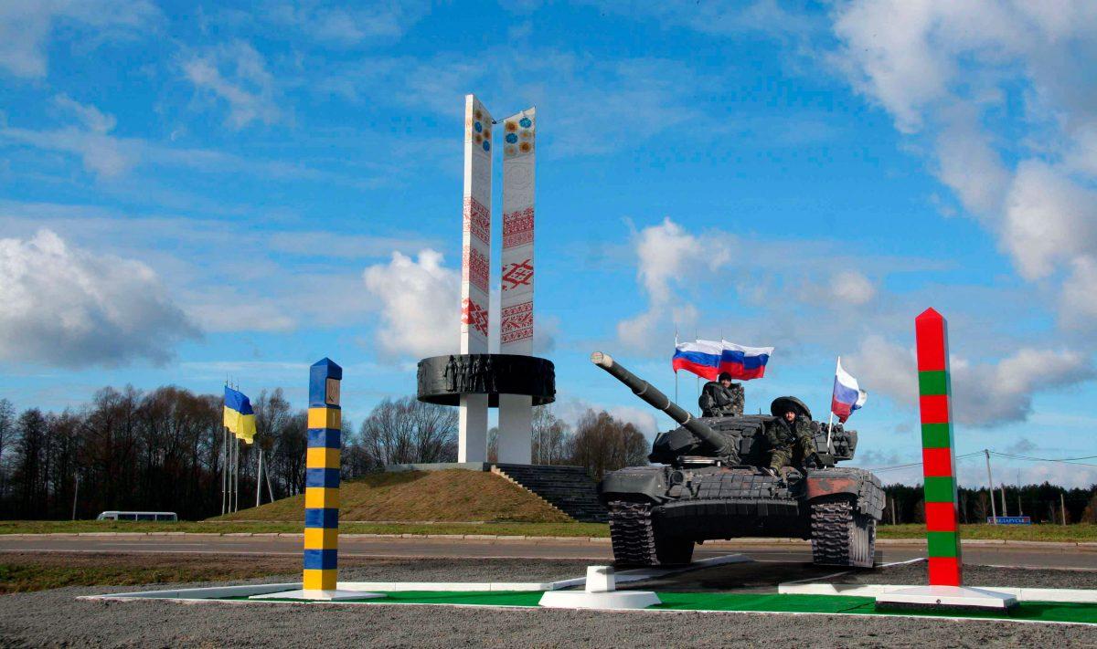Учения РФ и Беларуси Запад-2017. Готовится наступление?