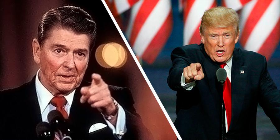 СССР накликал на свою голову Рональда, РФ — Дональда, а итог будет один и тот же