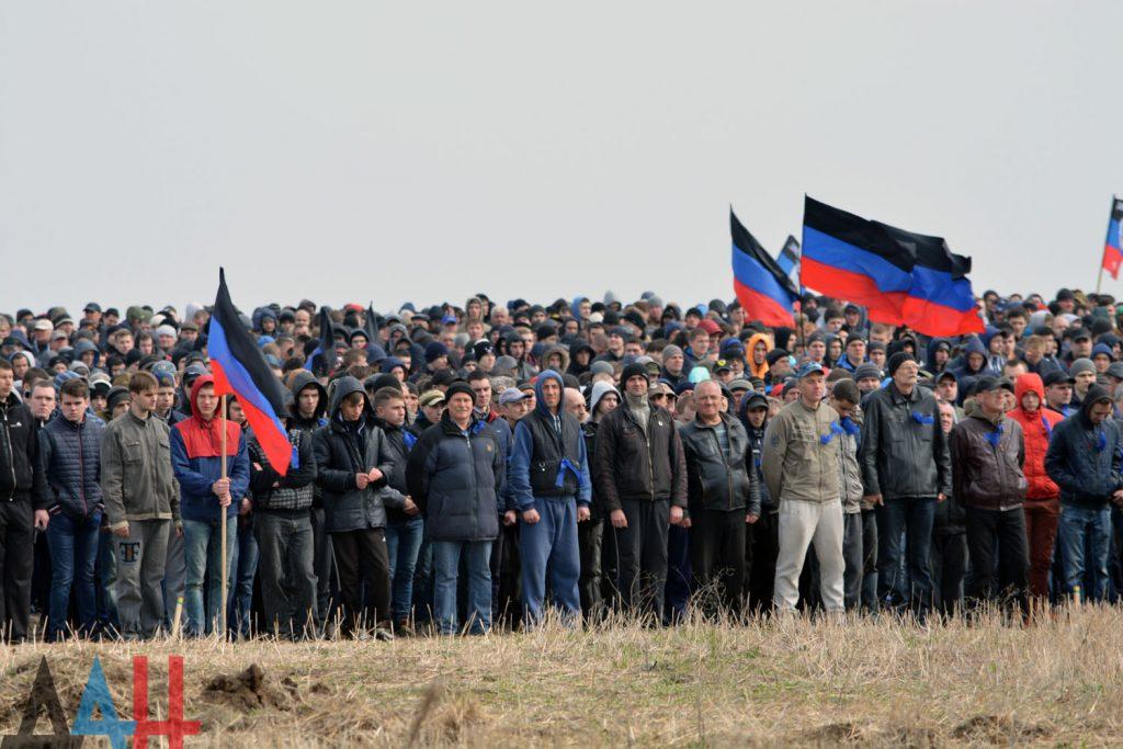 Донецкий капкан перед бегством России