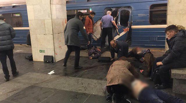 Российский суд: Теракт в Питере финансировали из Турции