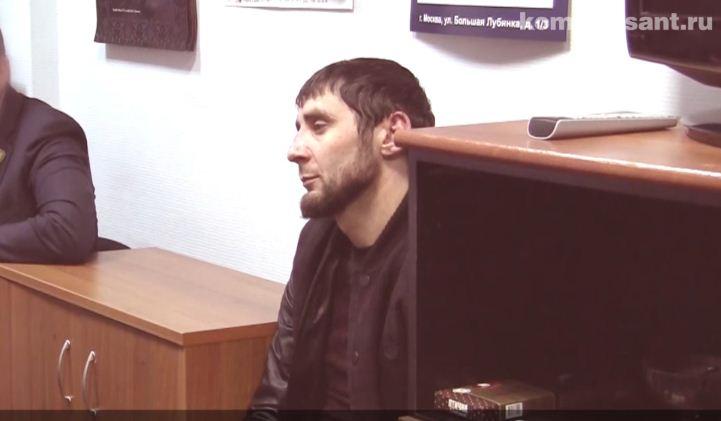 Обвиняемый в убийстве Немцова рассказал подробности преступления