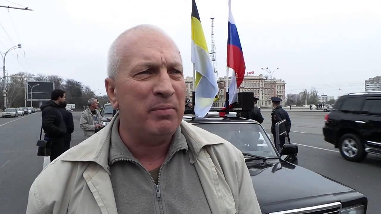 Топаз, дай команду!: В России арестовали сепаратиста Рулева