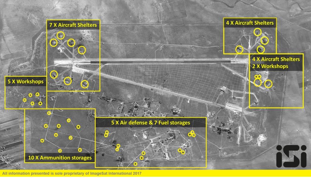 Разбор полетов «Томагавков»: что именно уничтожили США на авиабазе в Сирии