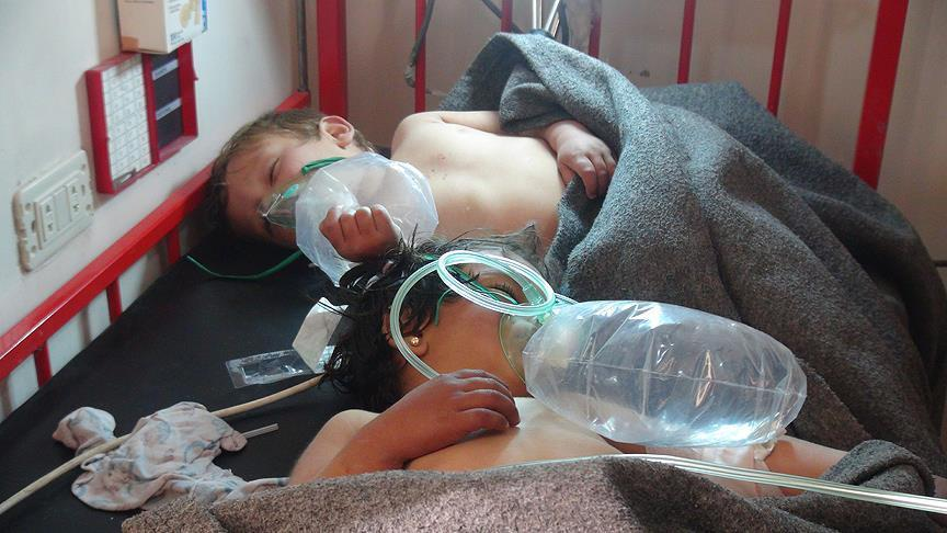 Россия и Сирия: Кто кого подставил в сюжете с химическим оружием