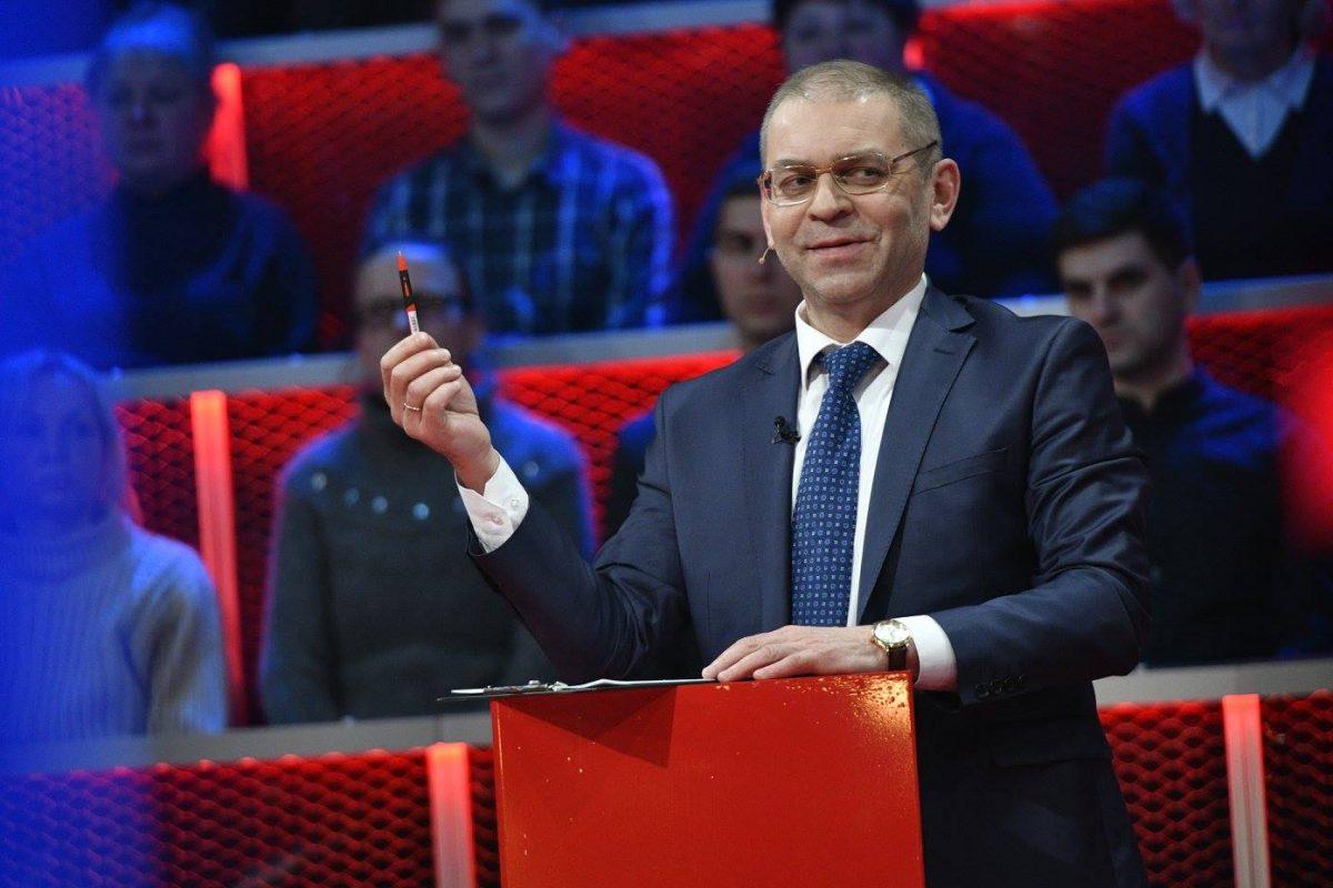 Пашинский: США и ЕС советовали не воевать против РФ во время аннексии Крыма (ВИДЕО)