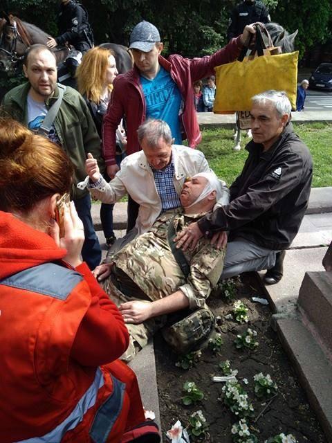 Полиция в Одессе задержала женщину с провокационными листовками - Цензор.НЕТ 7037