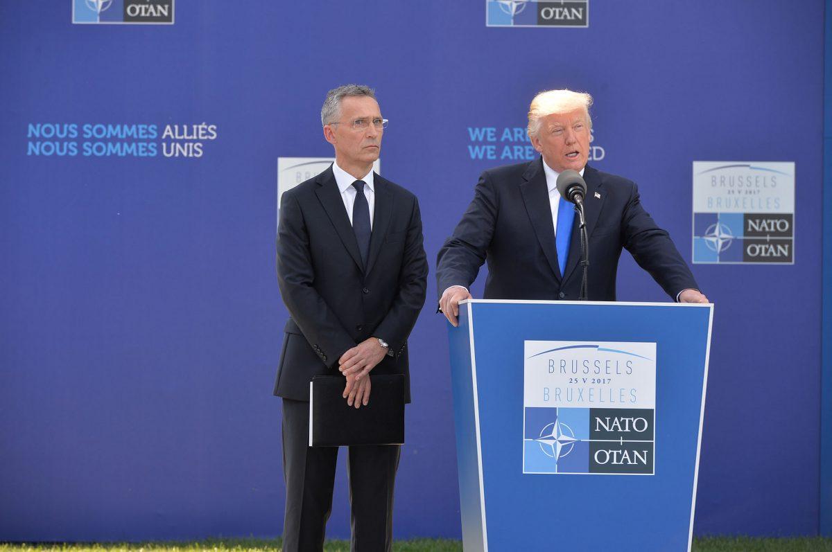 34851028796 65543f8b78 k Трамп призвал НАТО сосредоточиться наисходящих от Российской Федерации угрозах