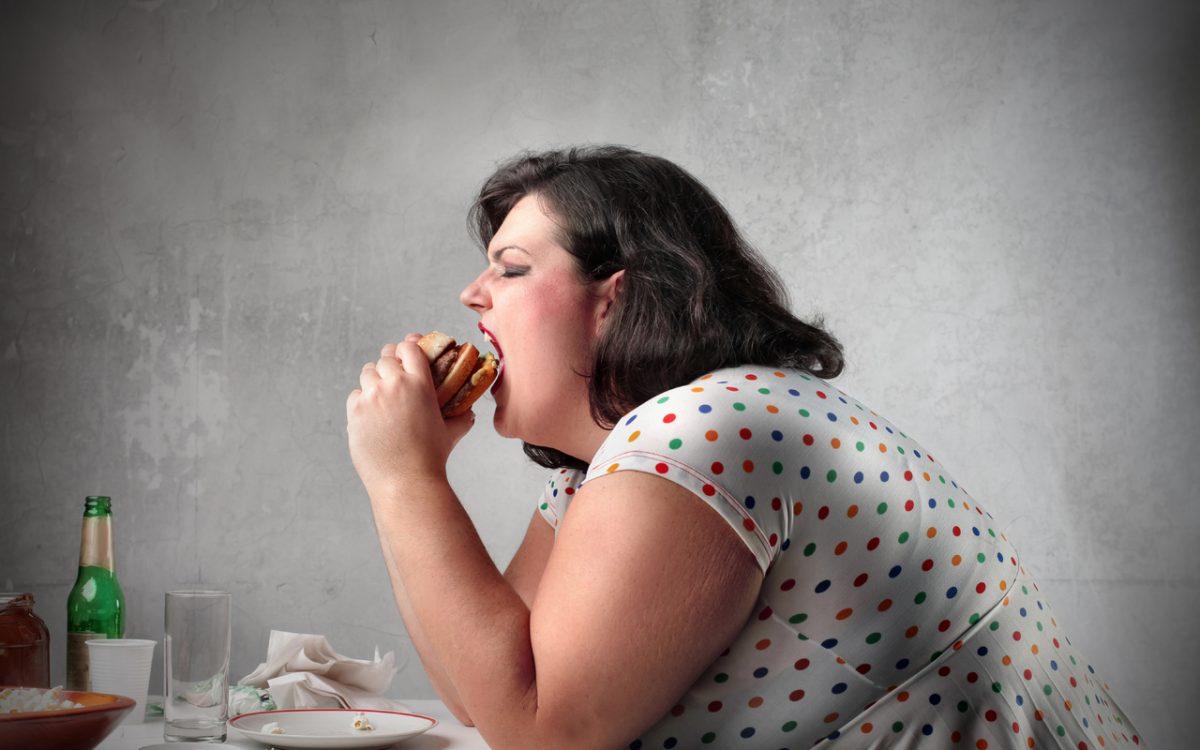 За 5 лет число страдающих ожирением граждан России выросло на45%