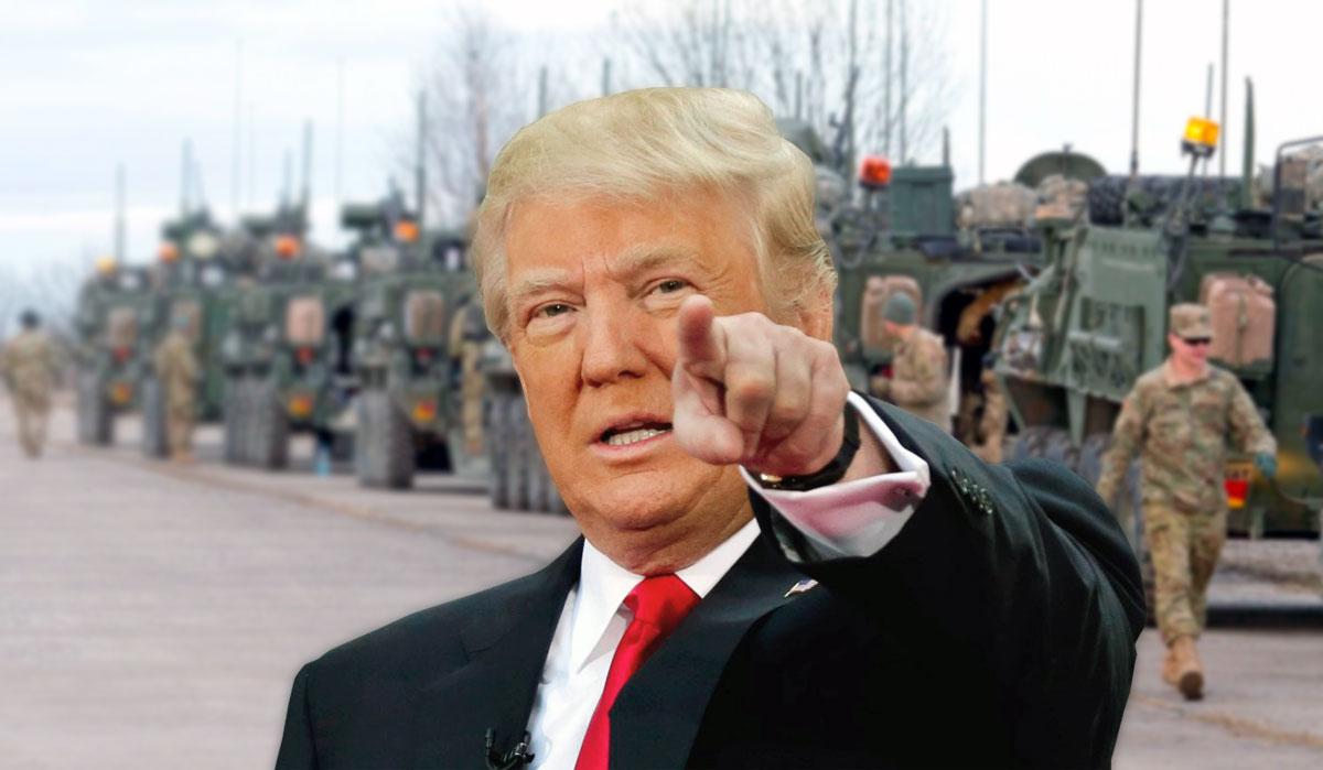 Не задирайте Трампа — чревато!