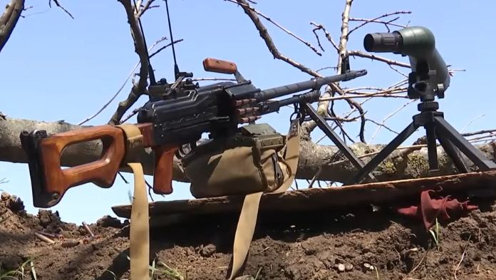 Вштабе АТО поведали опровокациях террористов— Стреляли напоражение