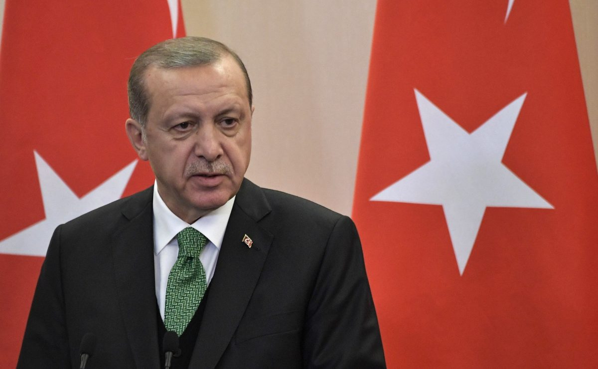 Турции больше ненужен ЕС— Эрдоган