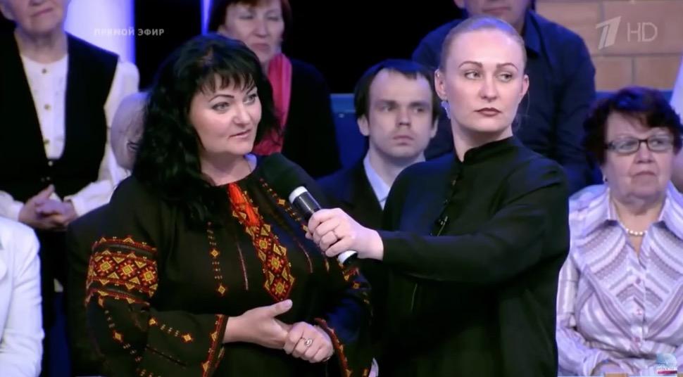 Люди солью расплачиваются в маршрутках: «Патриотка» Украины засветилась на росТВ