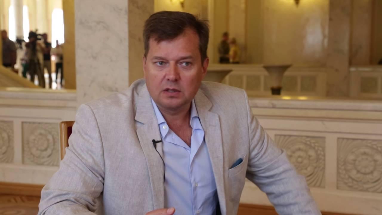 «Оппоблоковцу» вРаде выключили микрофон заотказ выступать наукраинском