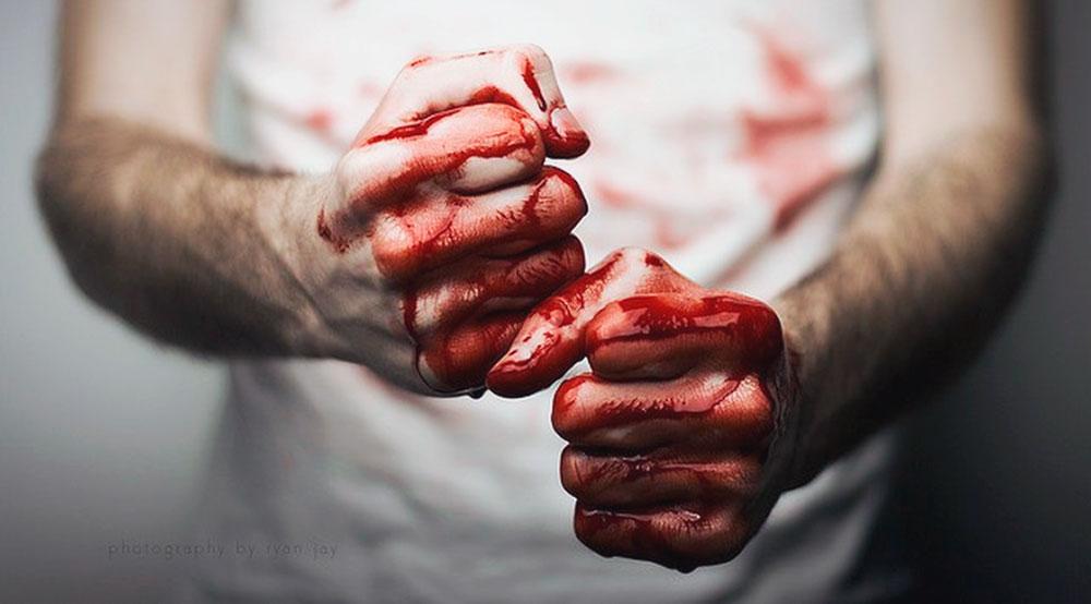 Русские, мы все в крови граждан Украины!