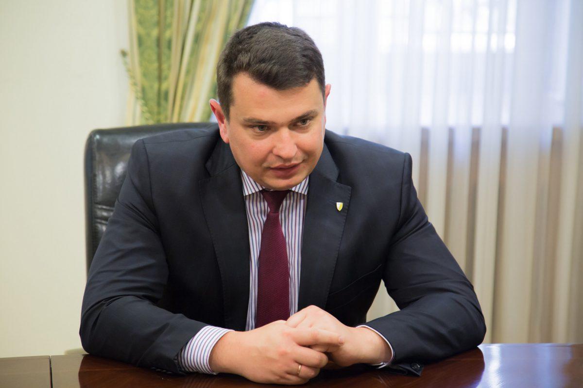 Сытник объявил, что «рюкзаки Авакова» могут быть небезопасны для жизни солдат