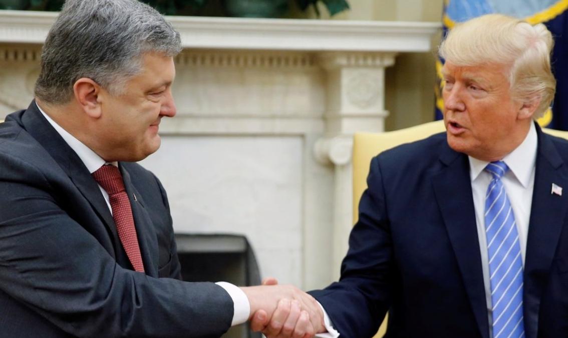 Вот в чем «изюм» встречи Порошенко и Трампа