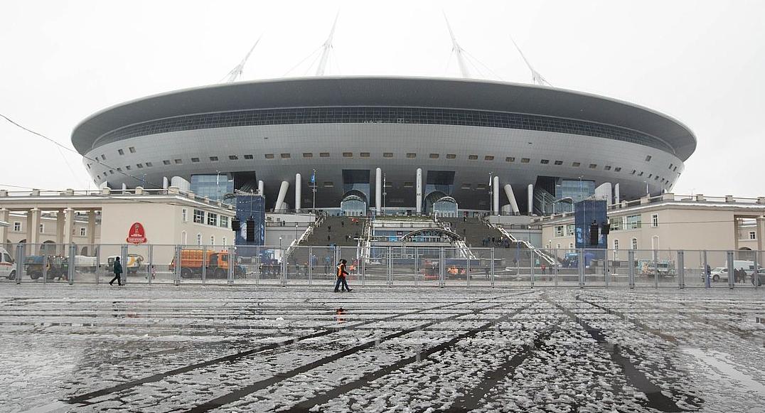 Распил-Арена. Россия победила в чемпионате мира по коррупции