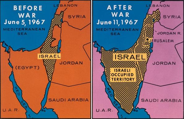 Шесть дней войны. Как Израиль раз и навсегда доказал свою военную мощь