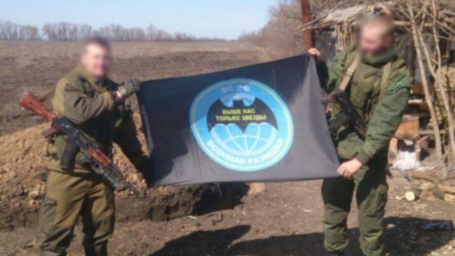 СМИ: в Луганской области бойцы 93-й бригады взяли в плен российского контрактника