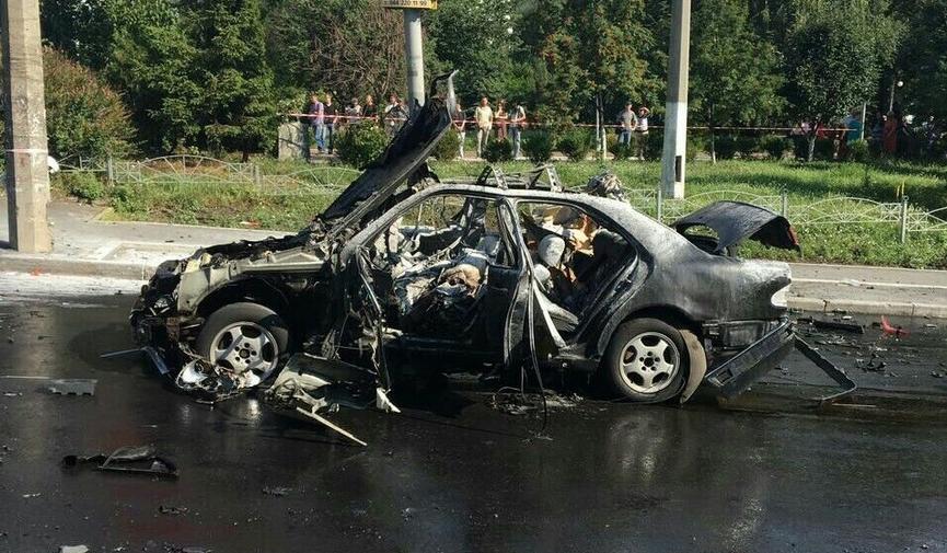 В Киеве убит глава резерва спецназа ГУР МОУ
