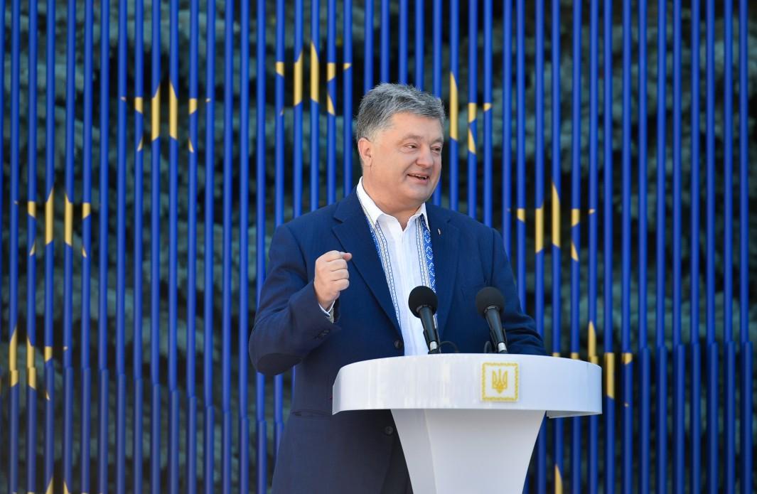 Трамп и Порошенко встретятся на следующей неделе
