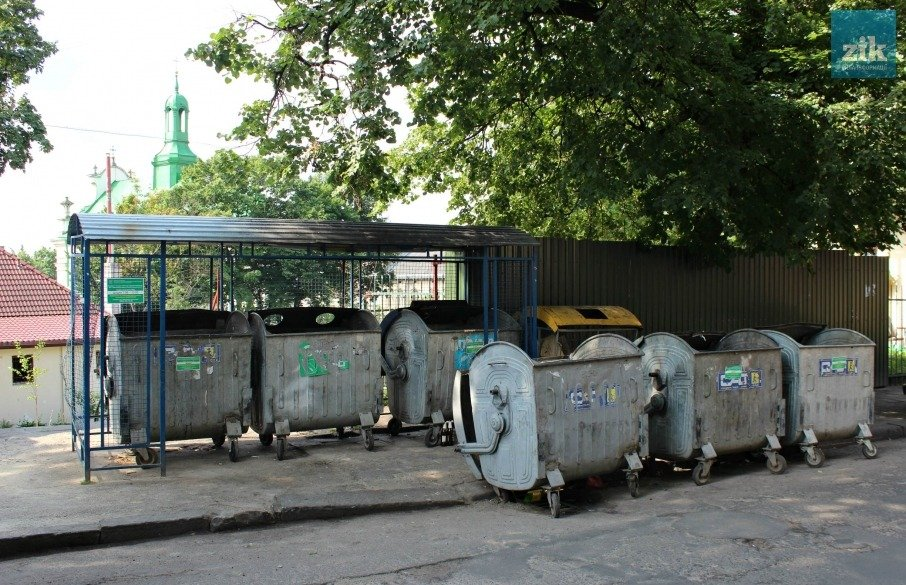 Во Львове нашли чистый район — у дома Садового