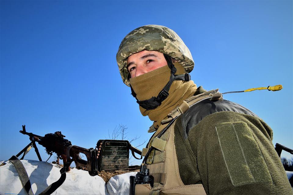 ВЛуганской области схвачен находящийся врозыске дезертир,— штаб АТО