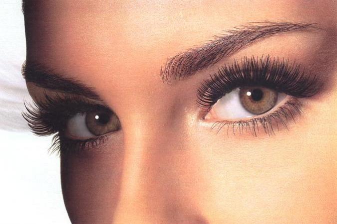 Косметика для глаз фото