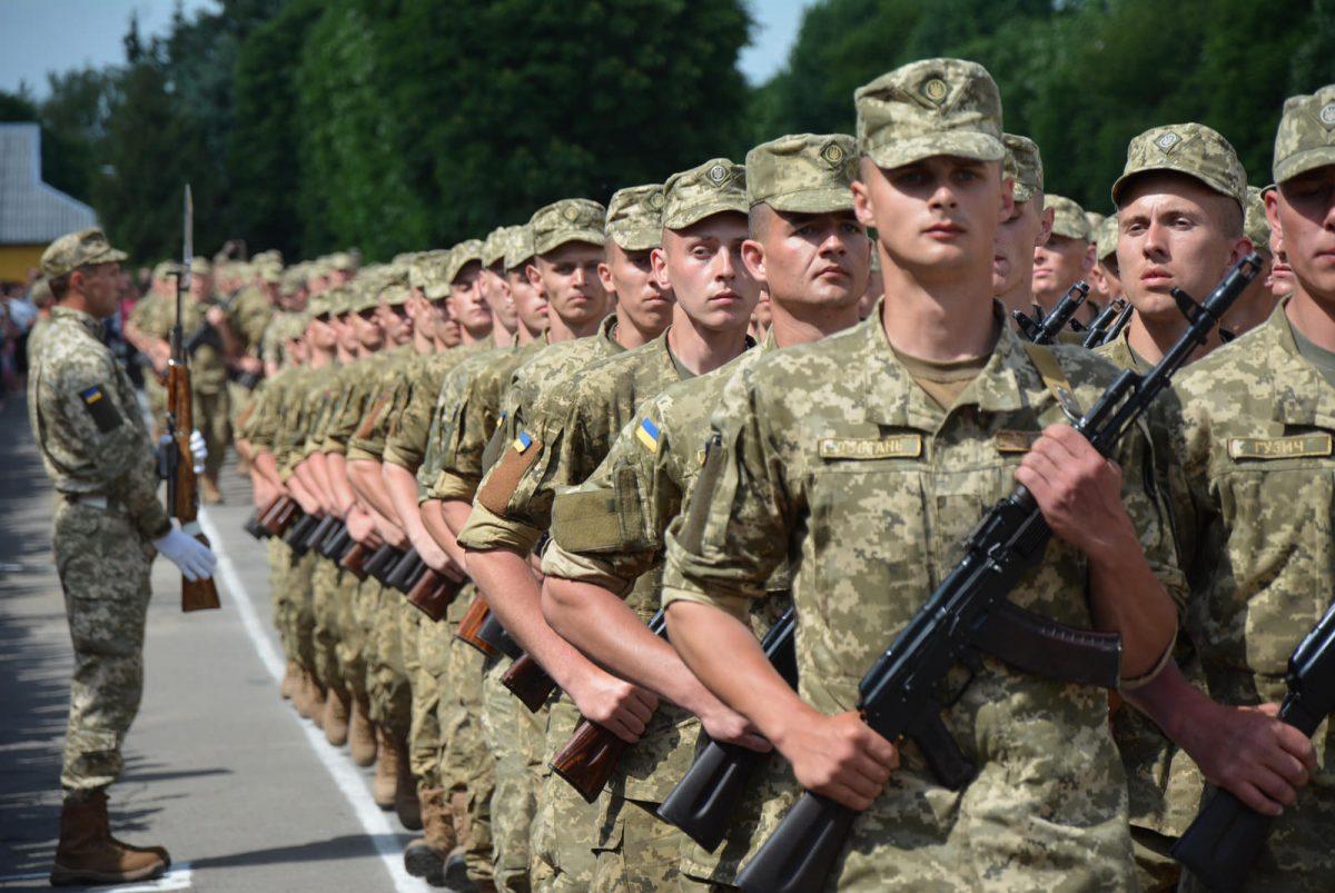 Власти Львовщины оправдали акции попоимке «уклонистов» отслужбы вВСУ