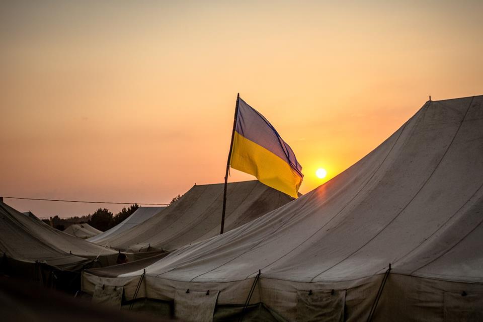 Штаб: Украинские военные 12 раз огнём принуждали противника ксоблюдению мирных договоренностей