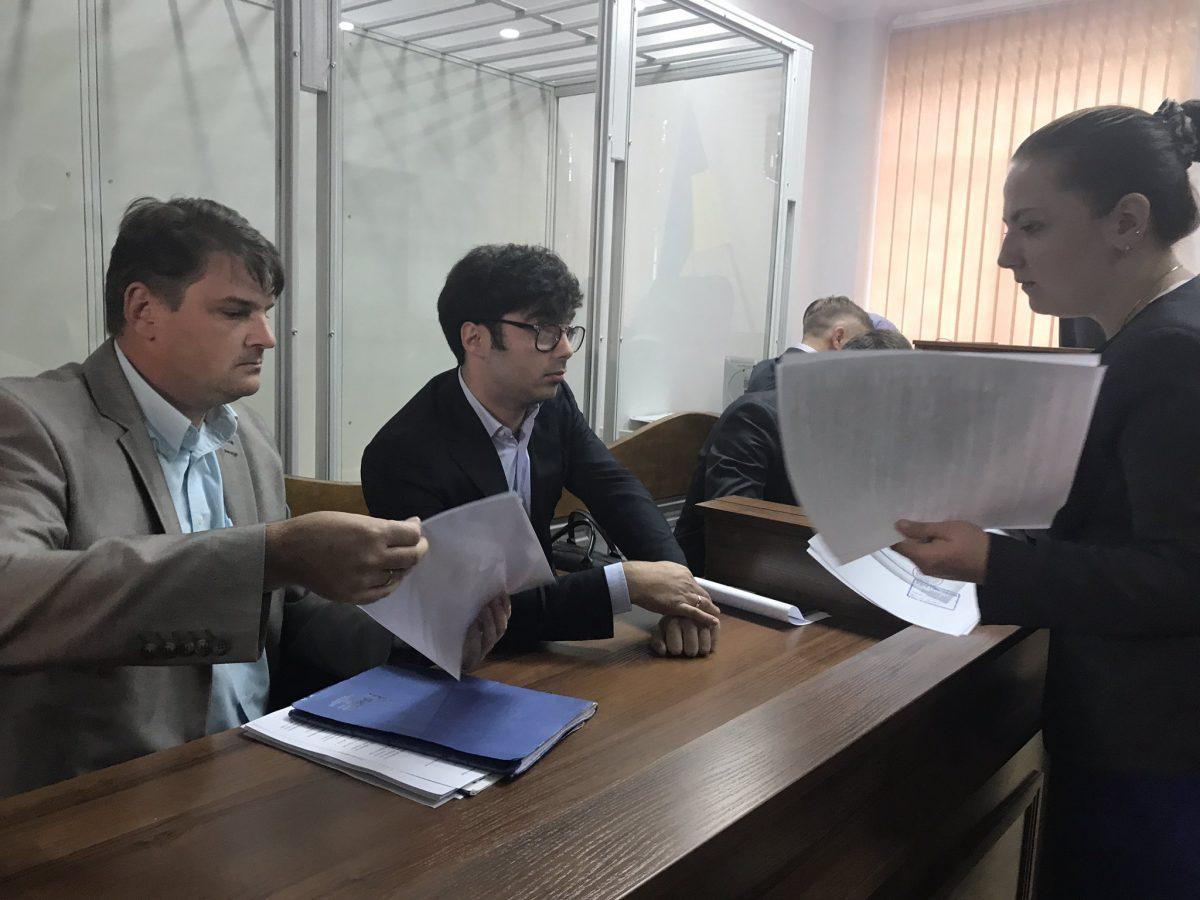 Сын Шуфрича получил условный срок заДТП