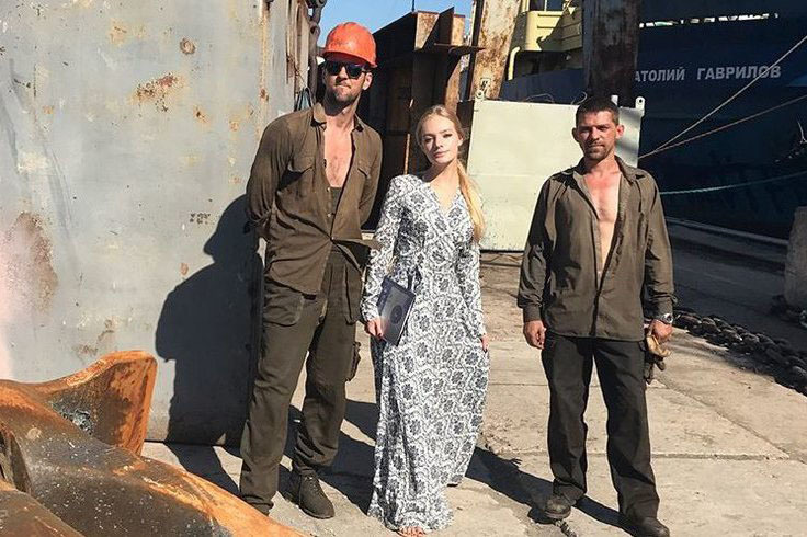 Между Чечней иСевастополем назревает конфликт из-за завода, где побывала Лиза Пескова