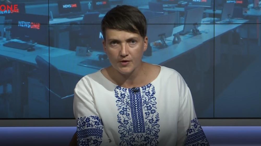 Назад в17 век: Савченко сообщила онамерениях вернуть вгосударстве Украина Гетьманщину