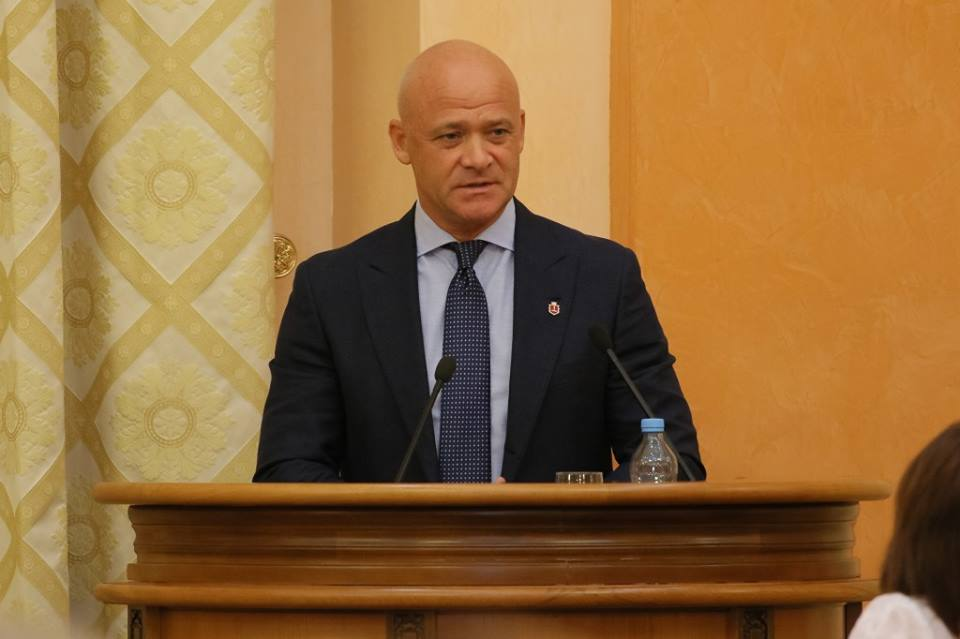 Корреспонденты  отыскали  подтверждение  наличия у главы города  Одессы паспортаРФ