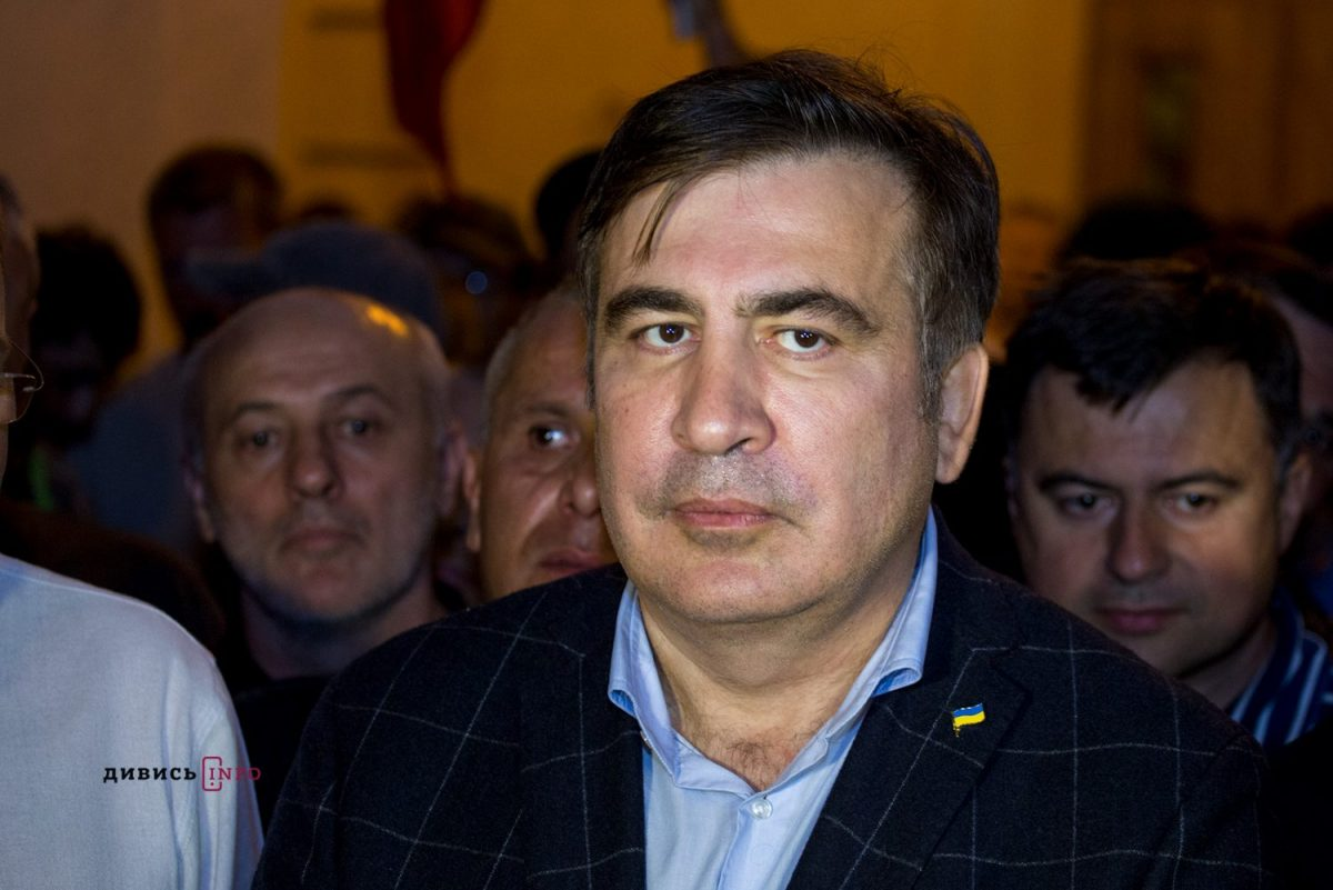 Саакашвили объявил, что Луценко готовит его экстрадицию