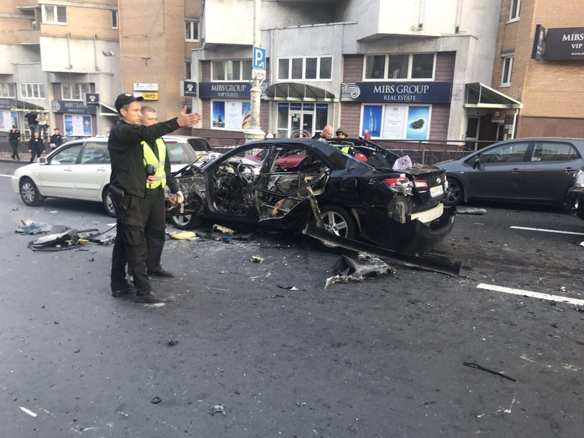 В Киеве убит чеченский боевик Тимур Махаури