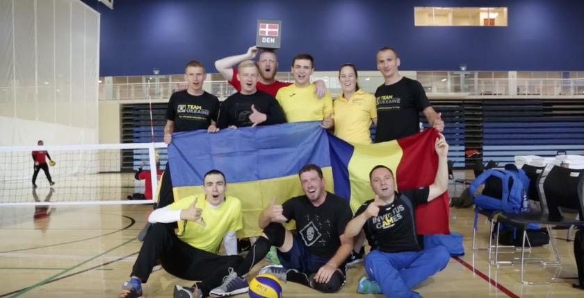 На «Играх непокоренных» украинцы завоевали 4-ое «золото»