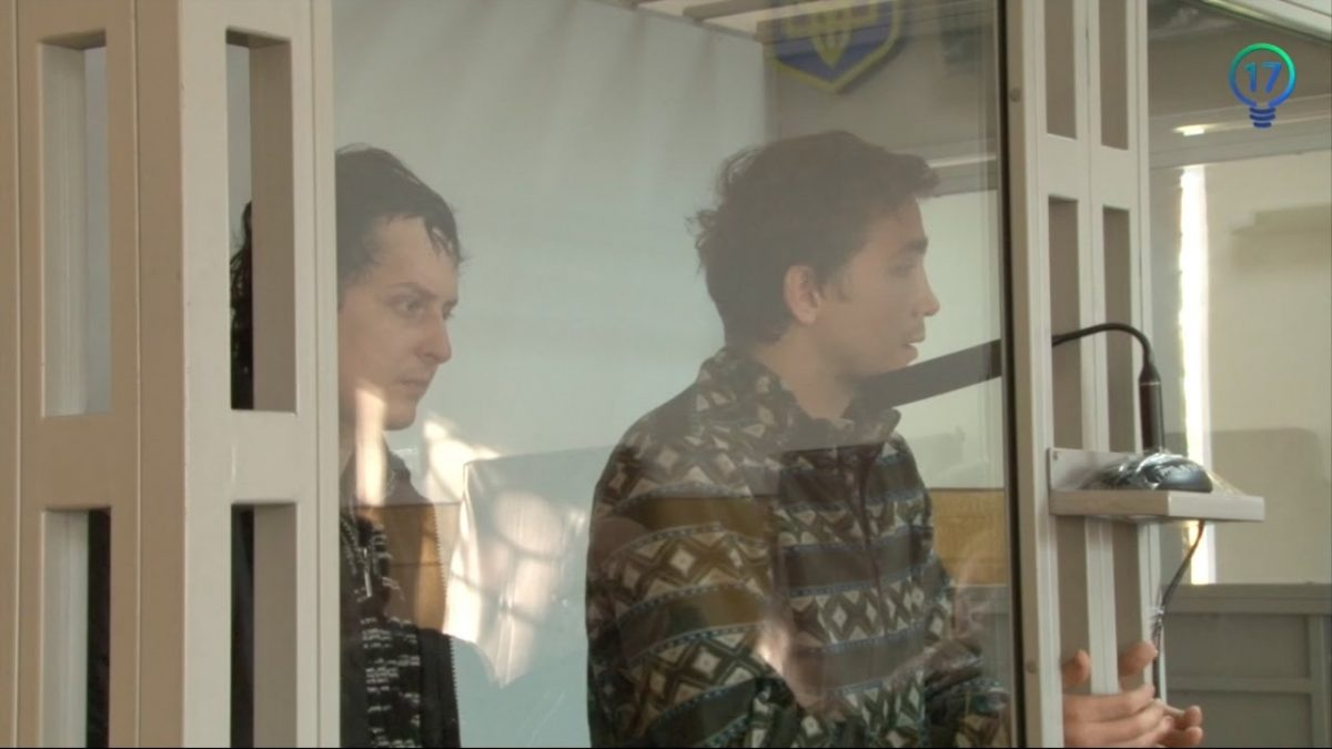 Репортера Дмитрия Васильца осудили на9 лет лишения свободы