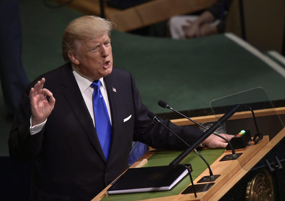 Трамп озвучит решение о понижении налогов напротяжении суток