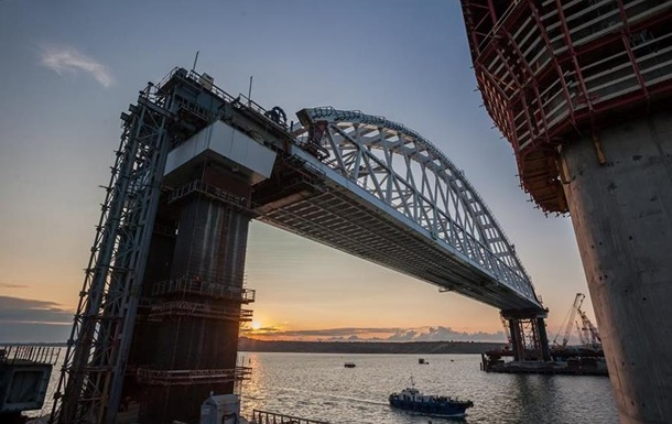 12:22 by Info Resist Генерал оценил военную уязвимось Керченского моста InfoResist