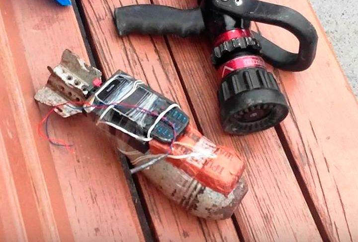 Была готова кподрыву: вРовно навокзале отыскали взрывчатку