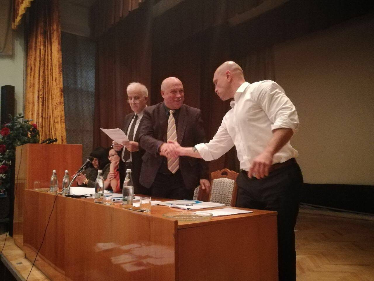 «Начну снуля»: Кива стал главой профсоюза МВД