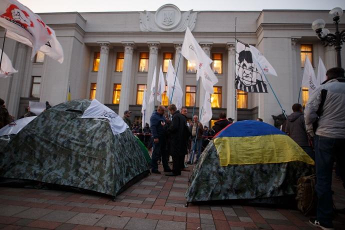 Саакашвили объявил одепортации собственных соратников с государства Украины