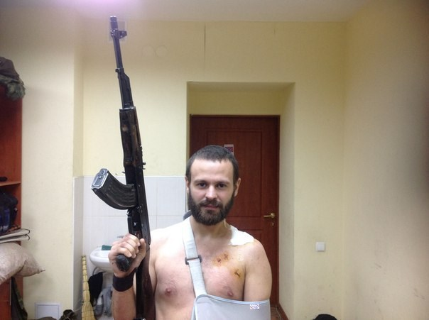 ВСирии умер воевавший наДонбассе наемник из РФ
