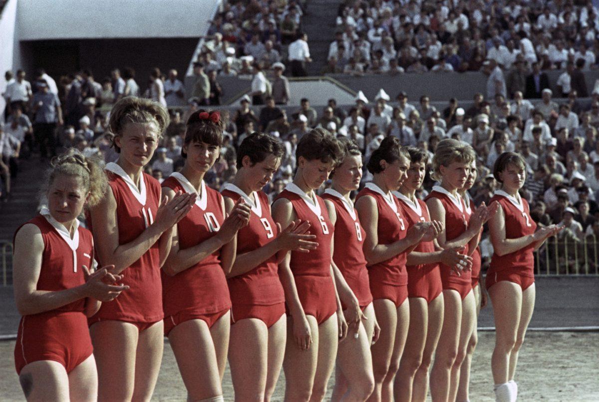 Скончалась вице-чемпионка ОИ-1964 поволейболу Людмила Гуреева