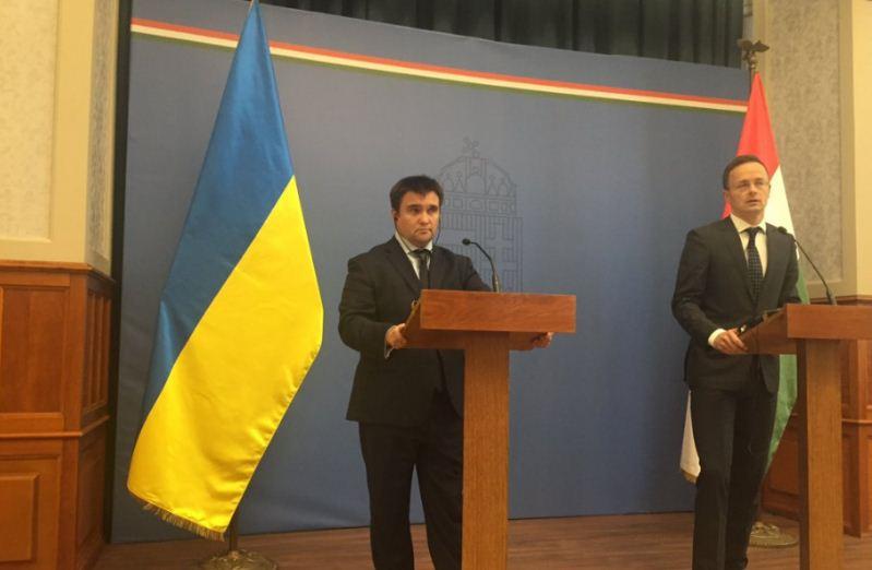 Будапешт небудет поддерживать евроинтеграцию Украины— руководитель  МИД Венгрии