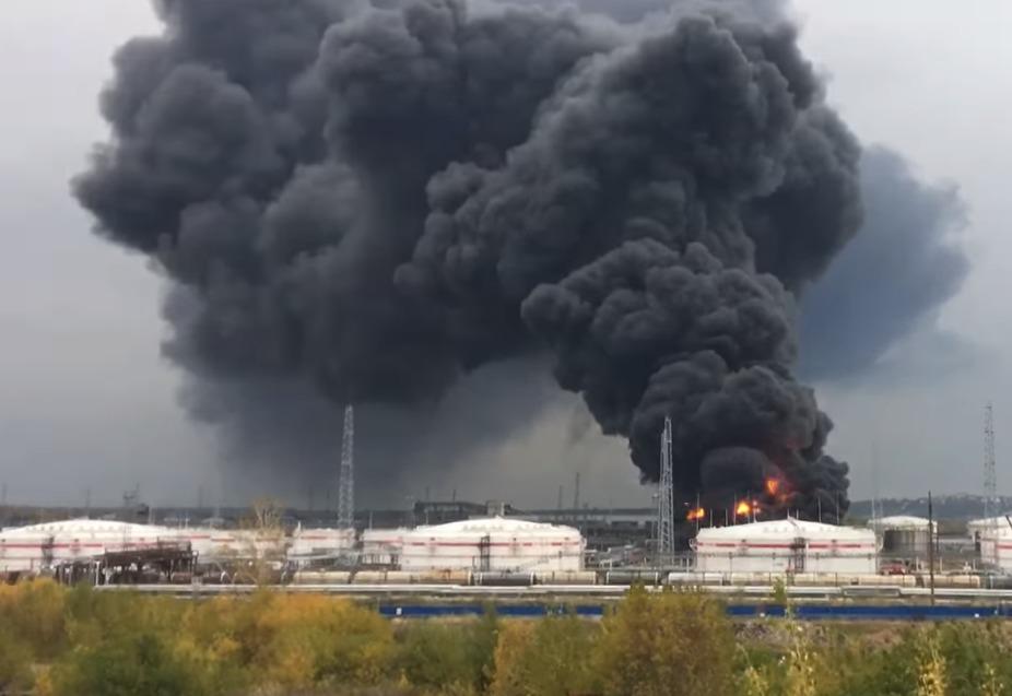 Четверо работников погибли отвзрыва наНПЗ вНижегородской области