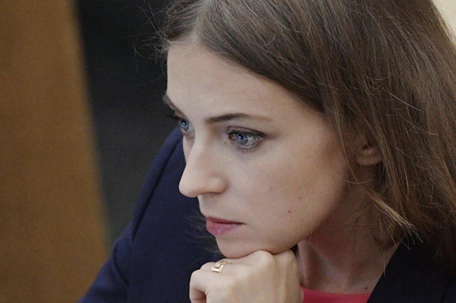 ВКремле отреагировали наслухи том, что Поклонской предлагали сдать мандат