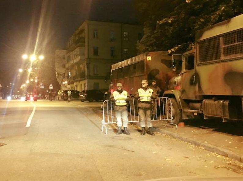 Горковенко оперекрытии правительственного квартала: Вовсем виновата президент Мальты