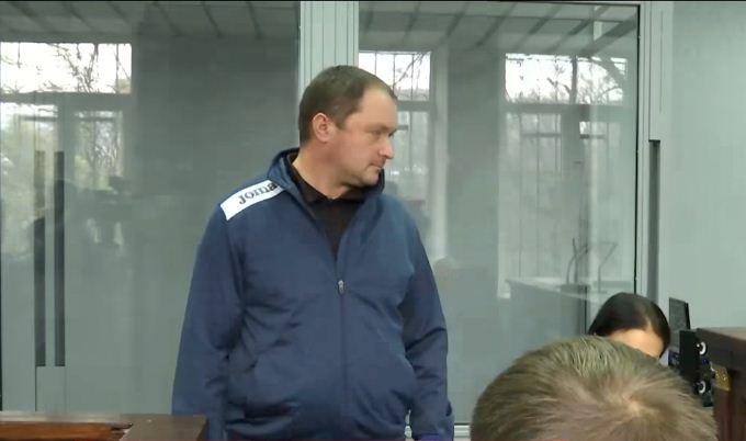 ВХарькове отпустили пол личное обязательство водителя, который убил 6 людей